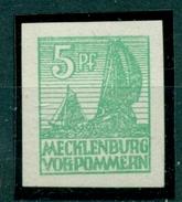 Sowjetische Zone (SBZ). Abschiedsserie, Nr. 32 X A Postfrisch **, Geprüft BPP - Sowjetische Zone (SBZ)