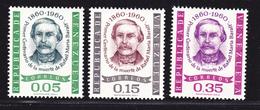 VENEZUELA N°  637 à 639 ** MNH Neufs Sans Charnière, TB  (D2103) - Venezuela