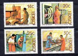 Ciskei - 1986 - Bicycle Factory - MNH - Ciskei