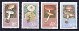 Ciskei - 1988 - Poisonous Fungi- MNH - Ciskei