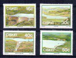 Ciskei - 1989 - Dams- MNH - Ciskei
