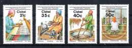 Ciskei - 1990 - Handmade Carpets- MNH - Ciskei
