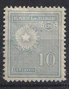Paraguay 1927 (*) MH 10c - Paraguay