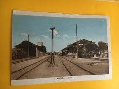 2.171117 - Biskra La Gare (bord Gauche Coupé) - Biskra