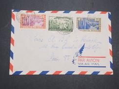 GUYANNE FRANçAISE - Env De St Laurent Pour Paris - Avril 1951 - P22049 - Guyane Française (1886-1949)