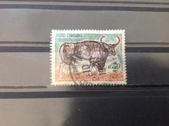 Cambodja - Buffel (0.50) 1964 - Cambodja