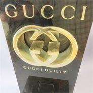 * PRESENTOIR DE PARFUMERIE GUCCI GUILTY - Parfum PLV Salle De Bain Vitrine Magasin Factice - Fakes