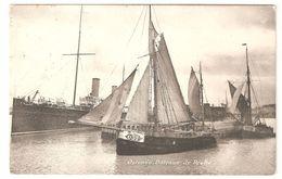 Oostende / Ostende - Bâteaux De Pêche - Enkele Rug - 1906 - Oostende