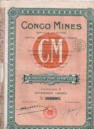 Congo Mines - 1928 - Textile