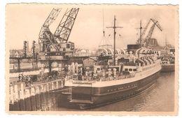 Oostende / Ostende - De Car - Ferry - Ship / Bâteau / Schiff / Boot - 1950 - Oostende