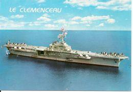 """L100C560 - Porte Avions """"CLEMENCEAU"""" - S.E.P.T N°158 - Krieg"""