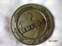 Italia: Medaglia Breda Brescia - Professionals/Firms