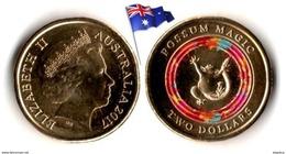 Australie  - 2 Dollars 2017 (Possum Magic # 2 - UNC & Colored By Mint) - Decimal Coinage (1966-...)