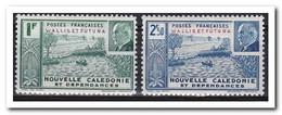 Wallis Et Futuna 1941, Postfris MNH, Marschall Petain, Nature - Wallis En Futuna