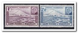 St. Pierre 1941, Postfris MNH, Marschall Petain, Nature - Ongebruikt