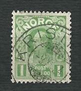NORVEGIA 1907 - King Haakon VII - 1 K. - Michel 67 - Norvegia