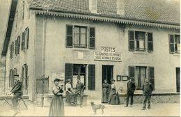 CPA 88  Vosges  BUSSANG La Poste Caisse Nationale D'Epargne - Bussang