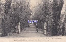 CPA De  MARANS   (17) - BIEN DINOT, ALLEE Des SOUPIRS - édit E.O. - France