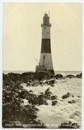BEACHY HEAD LIGHTHOUSE (SEA FOAM AFTER A STORM) - Lighthouses