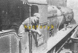 Lyon Vaise Gare Dépot Train 23x10cm   1920  Bien Lire La Description Achat Immédiat - Old Paper