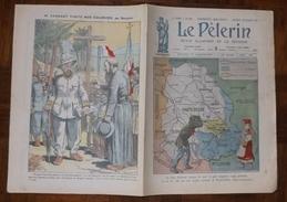 LE PELERIN 30octobre 1921 / Dessin De Lecoutre Le Petit Chaperon Rouge Caricature / - Autre Magazines
