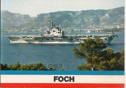 "L100C573 - Porte Avions ""FOCH"" - Aris N°3503 - Krieg"