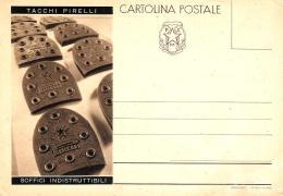 [DC11072] CPA - TACCHI PIRELLI - SOFFICI INDISTRUTTIBILI - Non Viaggiata - Old Postcard - Pubblicitari