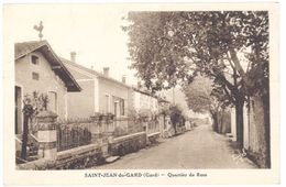 Saint Jean Du Gard - Quartier De Rose - Saint-Jean-du-Gard