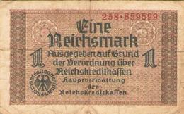 Allemagne Billet 1 Reichsmark - Germany