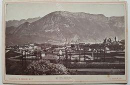 Photo CHARNAUX Frères  & Cie  Vers 1880 - GENÈVE - N°329 ANNECY - Anciennes (Av. 1900)