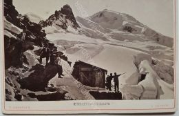 Photo CHARNAUX Frères  & Cie  Vers 1880 - GENÈVE - N°169 LES GRANDS MULETS - Anciennes (Av. 1900)