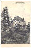 Cpa Laneuville - Schloss ( Voir Tampon Au Verso ) - France