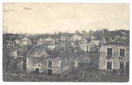 Cpa Parux  ( Guerre, Voir Tampon Au Verso ) - France