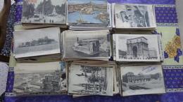Bouches Du Rhône. Marseille 740CPA + 1 Carnet ; Quelques Animations. - Postcards