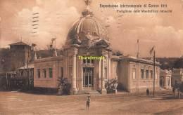 CPA  ESPOSIZIONE INTERNAZIONALE DI TORINO 1911 EXPOSITION PADIGLIONE DELLE MANIFATTURE TABACCHI - Expositions