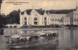 CPA  ESPOSIZIONE INTERNAZIONALE DI TORINO 1911 EXPOSITION PAVILLON DU BRESIL BRAZIL - Expositions