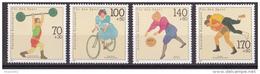 Hmö_ Deutschland Bund - Mi.Nr. 1499 - 1502 - Postfrisch MNH - BRD