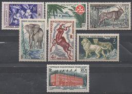 AFRIQUE  EQUATORIALE  FRANCAISE  N°236/2424__NEUF* VOIR  SCAN - A.E.F. (1936-1958)