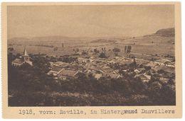 Cpa Reville - Im Hintergrund Damvillers - France