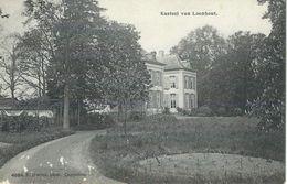 Kasteel Van LOENHOUT - Cachet De La Poste 1910 - Wuustwezel