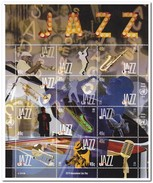 VN New York 2014, Postfris MNH, Jazz Music - New York - Hoofdkwartier Van De VN