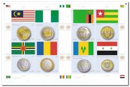 UNO Wenen 2015, Postfris MNH, Coins - Wenen - Kantoor Van De Verenigde Naties