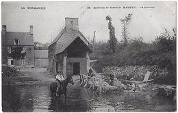 ENVIRONS DE GRANVILLE  -  HAMBYE   -  L'Abreuvoir  ( TTB ETAT à SUPERBE )  [15264] - Andere Gemeenten