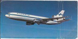 6027FM- MCDONNALL DOUGLAS DC-10, PLANE - 1946-....: Moderne