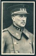 YY609 - Belgique Image De Deuil Du Roi Albert 1875/1934 - Obituary Notices