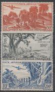 AFRIQUE  EQUATORIALE  FRANCAISE  N°PA 50/52__NEUF* VOIR  SCAN - Neufs