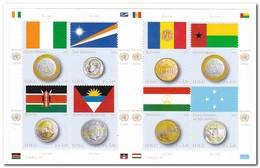 UNO Geneve 2015, Postfris MNH, Coins - Genève - Kantoor Van De Verenigde Naties