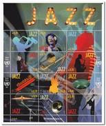 UNO Wenen 2014, Postfris MNH, Jazz Music - Wenen - Kantoor Van De Verenigde Naties