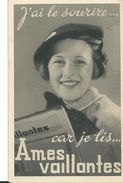 Je Lis Ames Vaillantes - Pubblicitari
