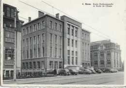 Hornu - Ecole Professionnelle Et Ecole De Chimie - Pas Circulé - Animée - TBE - Boussu - Boussu